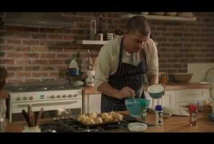 Choux Puff Pastry Recipe with Smoked Salmon and Creme Fraiche | Reuben Riffel