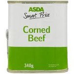 Horse painkiller drug found in tins of corned beef
